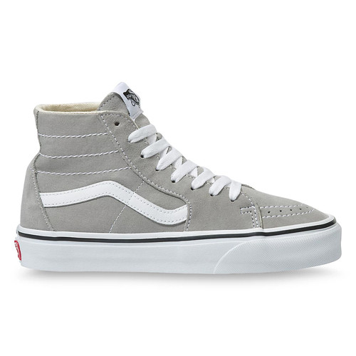 Vans Women's Shoes - Sk8-Hi Tapered - Drizzle/True White