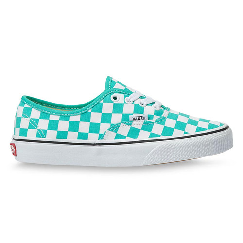 Vans Women's Shoes - Authentic - Checkerboard/Waterfall
