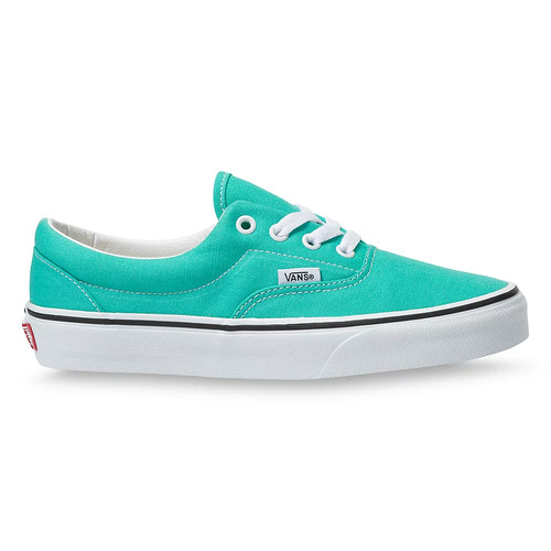 Vans Women's Shoes - Era - Waterfall/True White