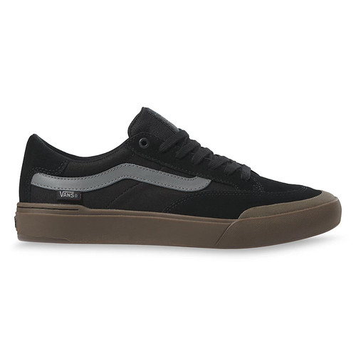 Vans Shoes - Berle Pro - Black/Dark Gum