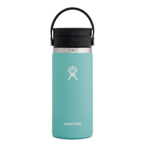 Hydro Flask Bottle - 16 Oz Wide Mouth Flex Lid - Alpine