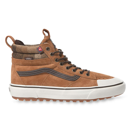 Vans Shoes - Sk8-Hi MTE 2.0 DX - Glazed Ginger/Marshmallow