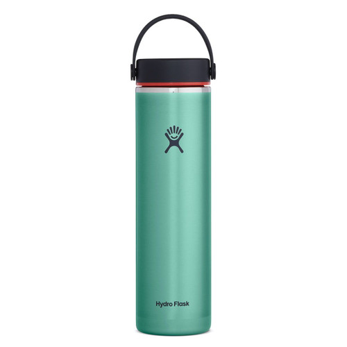 Hydro Flask Bottle - 24 Oz Lightweight Wide Mouth - (Trail Series) Topaz