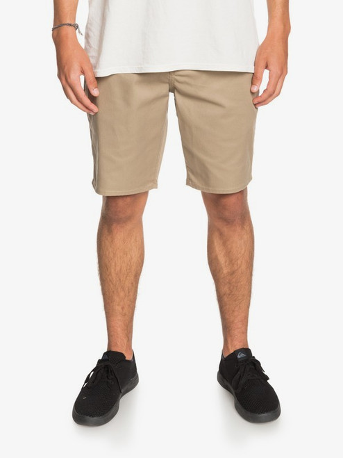 Quiksilver Shorts - Union Stretch - Elm Wood