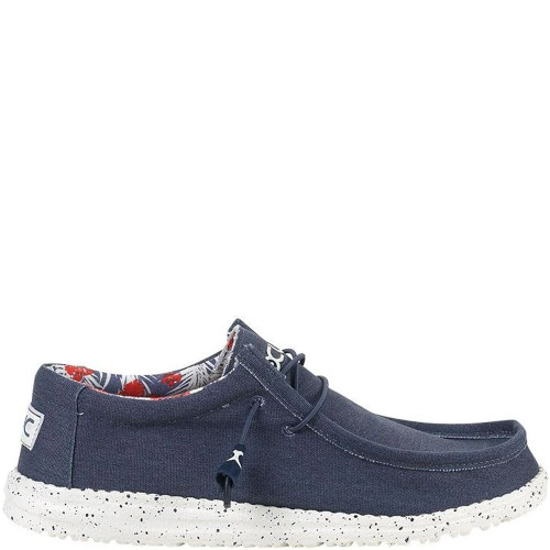 Hey Dude Shoes - Wally Stretch 2021 - Blue