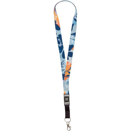 Billabong Keychain - Looper Lanyard - Sky Blue