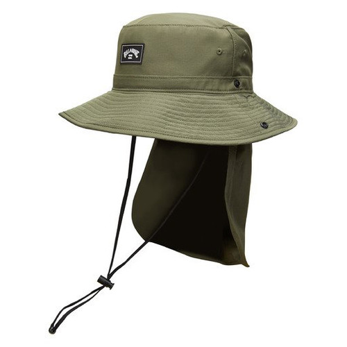 Billabong Hat - Big John ADIV Bucket - Military