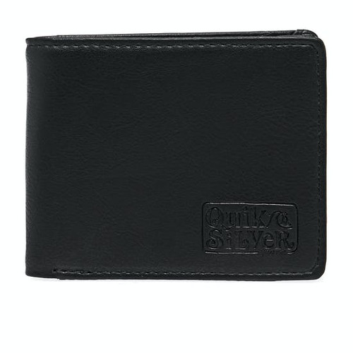 Quiksilver Wallet - Slim Folder - Black