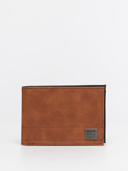 Quiksilver Wallet - Stitchy 3 - Rubber
