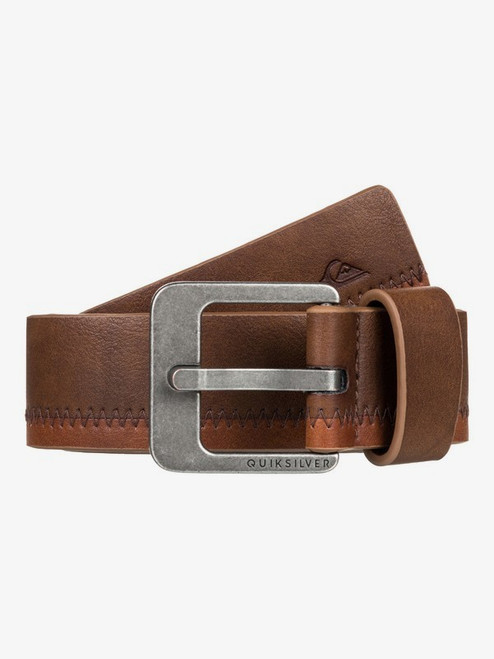 Quiksilver Belt - The Stitchout - Chocolate Brown