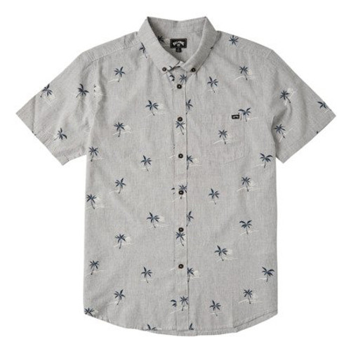 Billabong Shirt - Sundays Mini - Light Grey