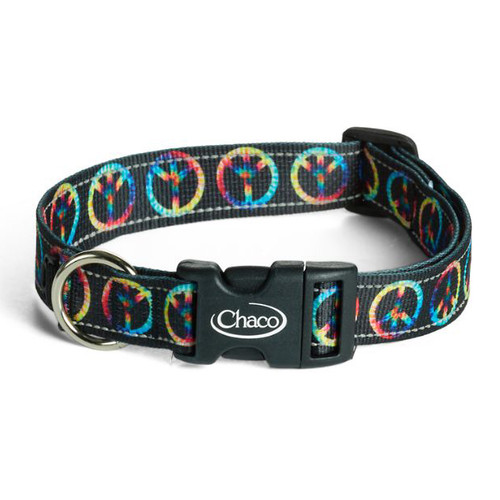 Chaco Collar - Dog Collar - Peace Sign