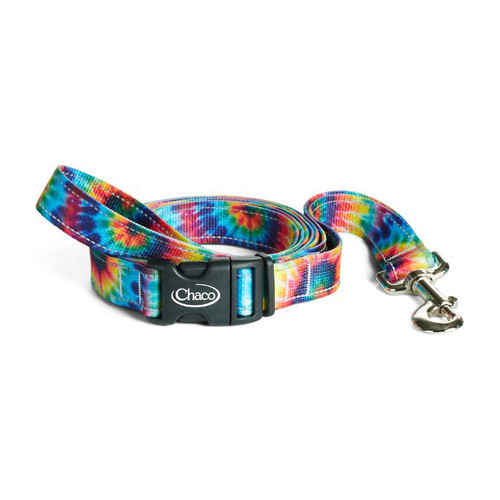 Chaco Leash - Dog Leash - Dark Tie Dye