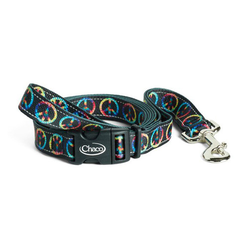 Chaco Leash - Dog Leash - Peace Sign