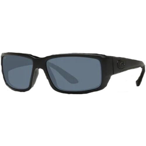 Costa Sunglasses - Fantail 580P - Blackout/Grey