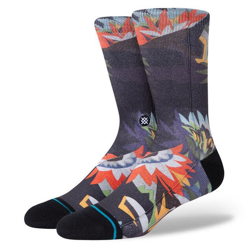 Stance Socks - La Mara - Black