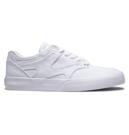 DC Women's Shoes - Kalis Vulc - White/White