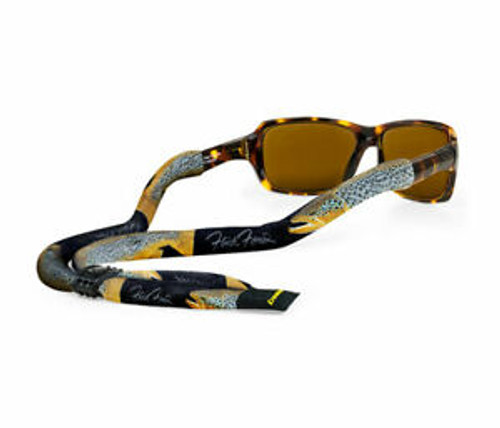 Croakies - Suiter XL - Flick Ford Trout