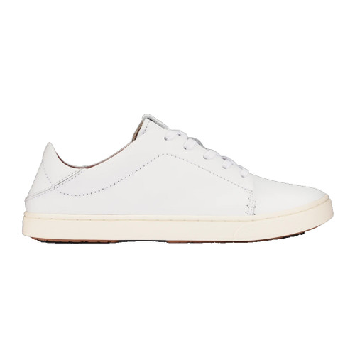 Olukai Women's Shoes - Pehuea Li 'Ili - White/White