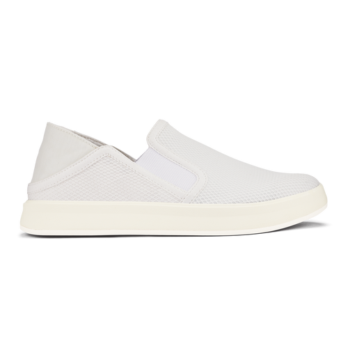 Olukai Women's Shoes - Ki'ihele - Bright White/Bright White
