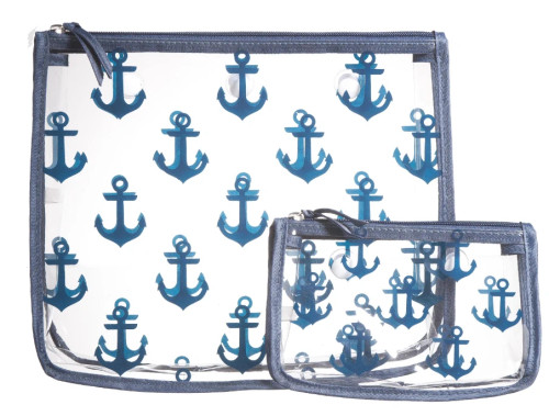 Bogg Bags - Pouch - Anchor/Navy