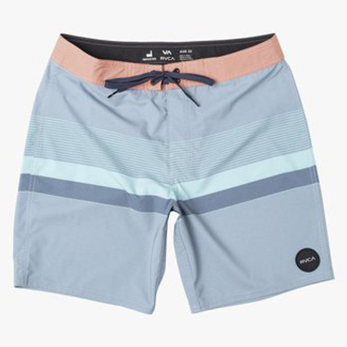 RVCA Boardshort - Rodger Trunk - Ash Blue