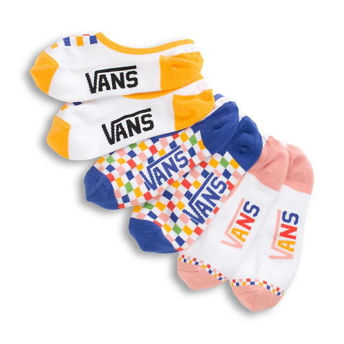 Vans Women's Socks - Sunny Day Canoodle - Multi/Small