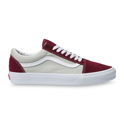 Vans Shoes - Old Skool - Port Royale/Mineral Gray