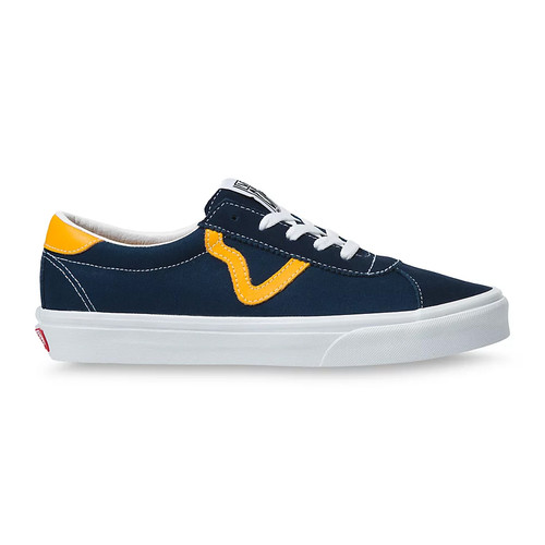 Vans Shoes - Sport - Dress Blues/Saffron
