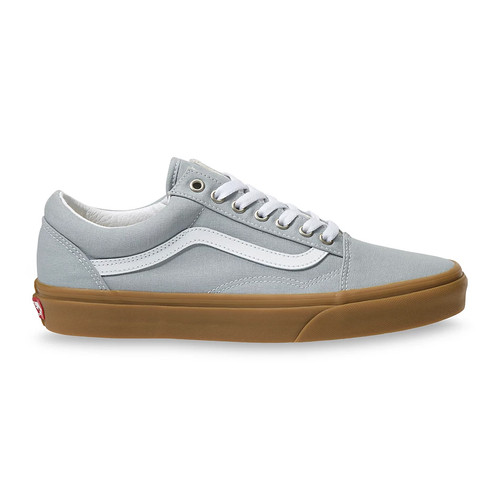 Vans Shoes - Old Skool - High Rise/True White