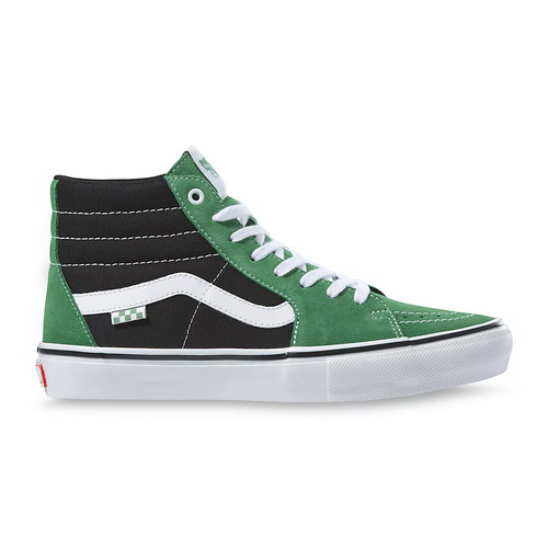 Vans Shoes - Sk8-Hi - Juniper/Black
