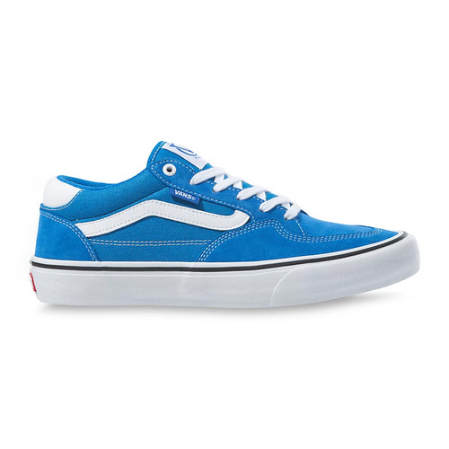 Vans Shoes - Rowan Pro - Director Blue