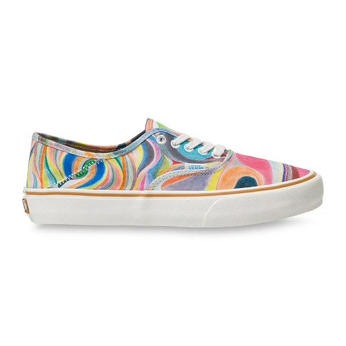 Vans Shoes - Authentic SF - Swirl/Antique White