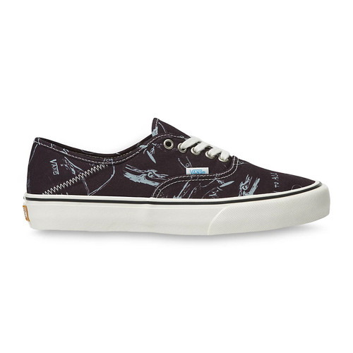 Vans Shoes - Authentic SF - Black/Antique White