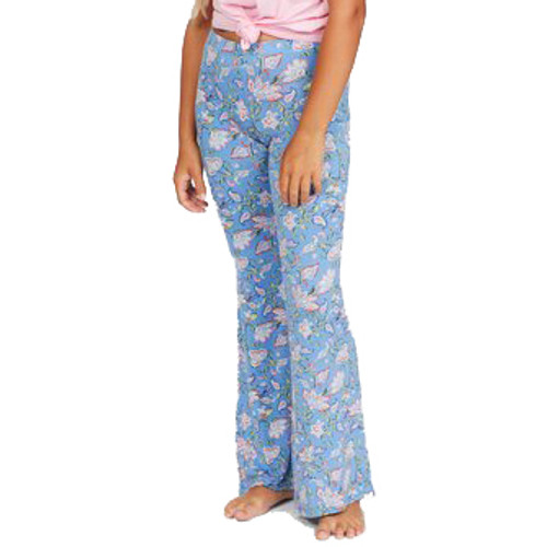 Billabong Girl's Pants - Girls' Tell Me - Blue Wink