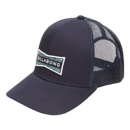Billabong Hat - Walled Trucker - Navy2