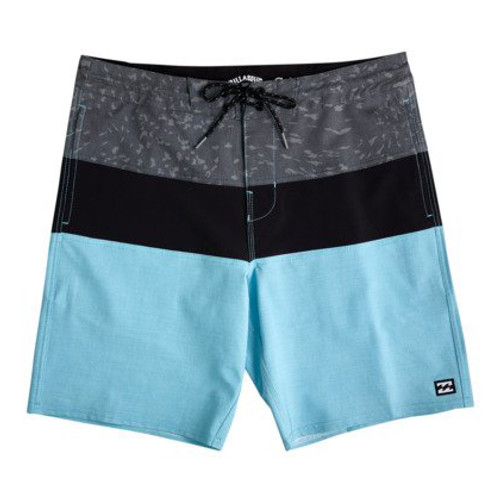 Billabong Youth Boardshorts - Tribong Lo Tide - Aqua