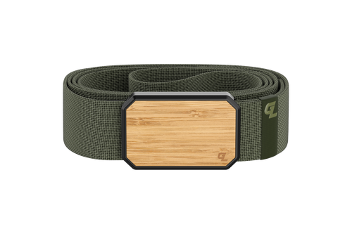 Groove Life Belt - Bamboo - Olive