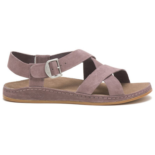 Chaco Women's Shoes - Wayfarer - Suede Sparrow