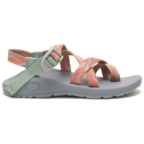 Chaco Women's Sandal - Z/2 Classic - Going On Aqua Grey