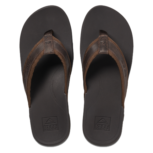 Reef Flip Flop - Ortho Spring Woven - Brown