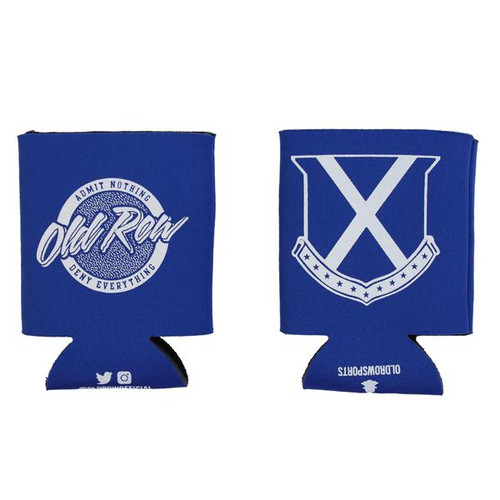 Old Row Accessory - Tailgate Koozie - Royal Blue