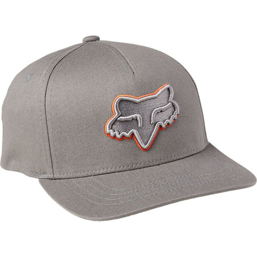 Fox - Youth Hat - Youth Epicycle 110 Snapback - Pewter