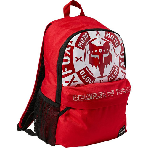 Fox - Backpack - Nobyl Legacy Backpack - Flame Red