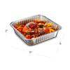 Foil Container 9x9 Deep - SHOPLER.CO.UK