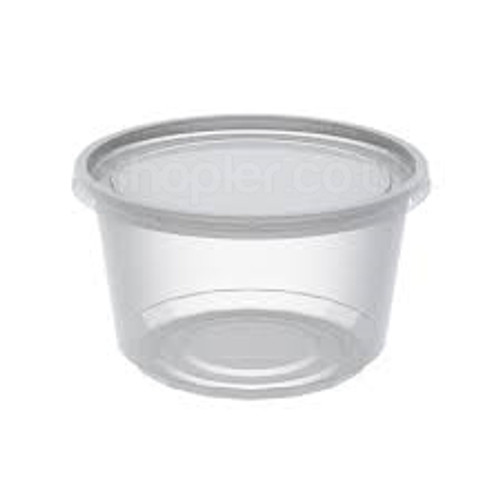 Anchor Microlite Container Clear Deli CD12CXL 355m - SHOPLER.CO.UK