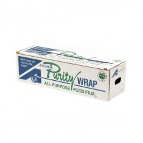Anchor Purity Wrap Cling Film 305mm x 305m 12Inch - SHOPLER.CO.UK
