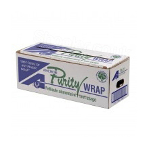 Anchor Purity Wrap Cling Film [457mm x 305m] 18in - SHOPLER.CO.UK