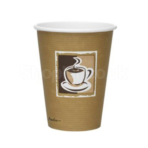 Bender Coffee Paper Cup Hot [10oz] 300ml - SHOPLER.CO.UK