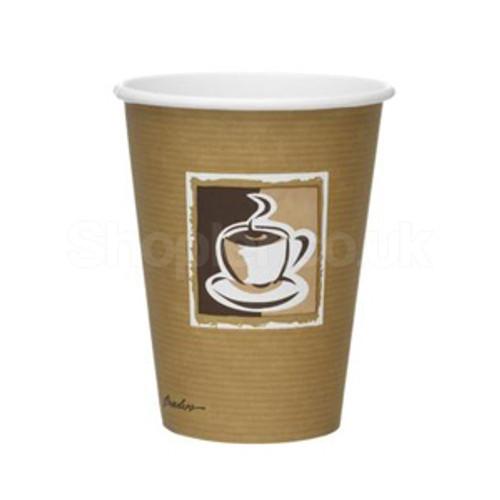 Bender Coffee Paper Cup Hot [12oz] 340ml - SHOPLER.CO.UK